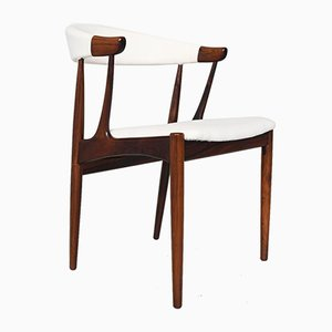 Rosewood BA113 Dining Chairs by Johannes Andersen for Brdr. Andersens Møbelfabrik A/S, Denmark, 1969, Set of 4