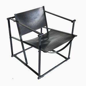 Chaise FM62 Cubic par Radboud Van Beekum pour Pastoe, the Netherlands, 1980s