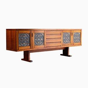 Rosewood Sideboard by Poul H. Poulsen for Gangsø Møbler, Denmark, 1978
