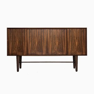 Mid-Century Danish Rosewood Highboard by Arne Vodder for HP Hansen
