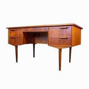Mid-Century Danish 2-Sided Desk