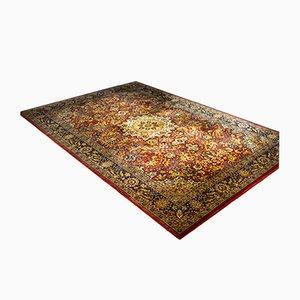 Vintage Red Detailed Carpet