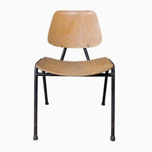 Stacking Chairs from Thonet, Set of 21