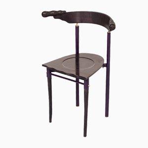 Modell Jansky Stühle von Bořek Šípek für Driade, 1980er, 2er Set