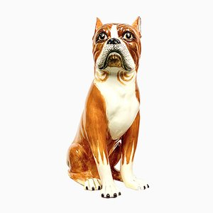 Vintage Regency Hund aus Keramik, 1970er