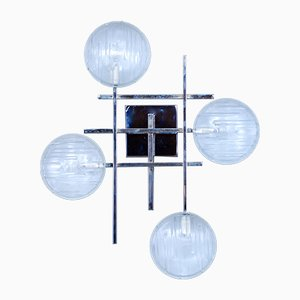 Wall Light Attributed to Poliarte, 1970s