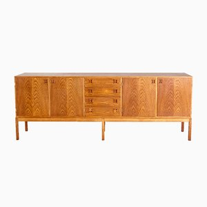 Oak Sideboard by Johannes Andersen for Bernhard Pedersen and Son, 1960s