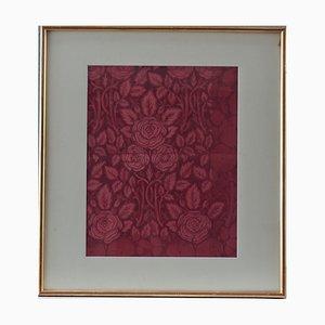 The Roses Gouache von Raoul Dufy, 1920