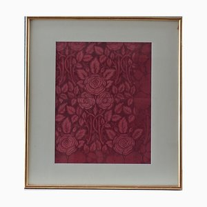 The Roses Guouache di Raoul Dufy, 1920