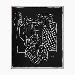 Litografia Bull di Le Corbusier, 1964