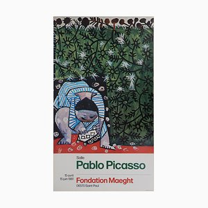 Claude als Matrose Poster nach Pablo Picasso, 1981