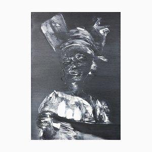 The Mambo Öl auf Leinwand von Patrice Palacio, 2016