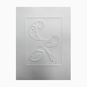 Untitled Embossing by Walter, 2019