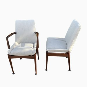 Dining Chairs by Robert Heritage for Archie Shine, 1960s, Set of 8