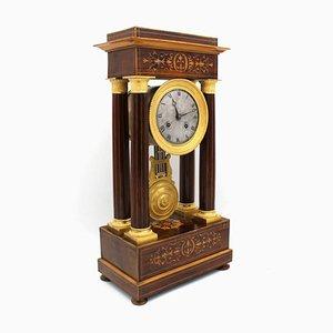 Orologio a pendolo Charles X, XIX secolo