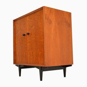 Vintage Teak & Elm Cabinet, 1950s
