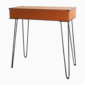 Wall Mounted Floating Desk with Drawer from Beaver & Tapley, 1970s