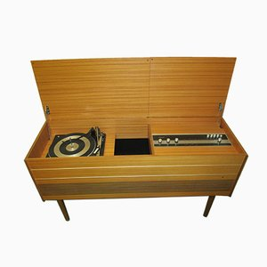 English Stereo Cabinet, 1960s