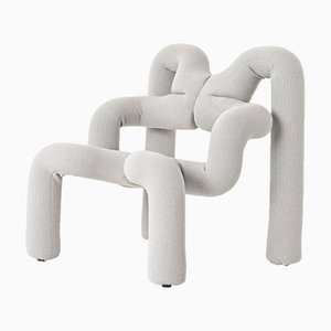 Norwegian Sculptural Ekstrem Chair by Terje Ekstrom for Stokke, 1980s