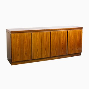 Large Mid-Century Danish Rosewood Sideboard from Skovby