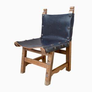 Spanish Childrens Chair, 1940s