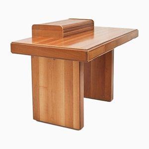 Vintage Tocello Schreibtisch von Tobia & Afra Scarpa für Stildomus, 1970er