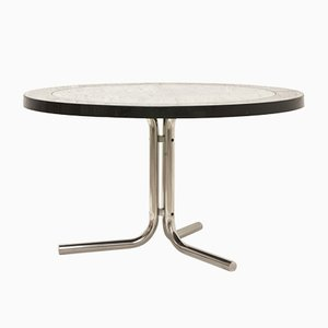 Vintage Desco Dining Table by Achille Castiglioni for Zanotta, 1970s