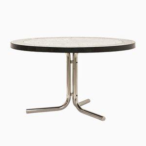 Vintage Desco Dining Table by Achille Castiglioni for Zanotta, 1970s