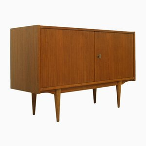 Small German Teak Model Kopenhagen Sideboard, 1960s