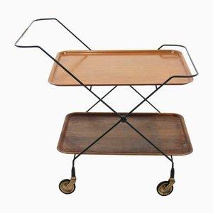 Bar Cart Table from Silva, 1970s