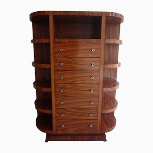 Art Deco Semainier Chest of Drawers