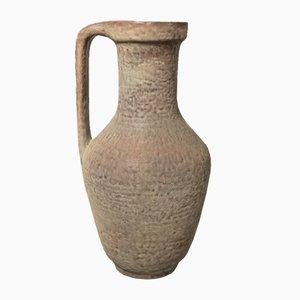 Vase en Céramique avec Poignée par Fridegart Glatzle pour Karlsruher Majolika, 1966