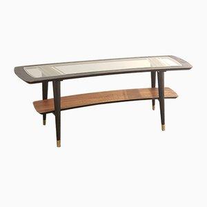 Table Basse Boomerang Vintage, 1950s