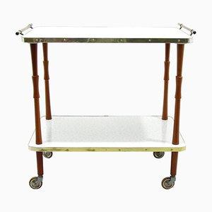DDR Bar Cart Table, 1966