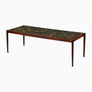Table d'Appoint par Ib Kofod Larsen pour Säffle Möbelfabrik, Suède, 1960s