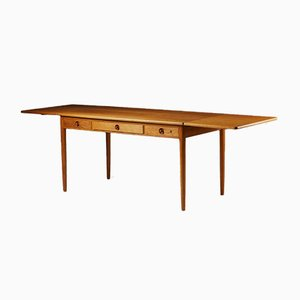 Desk AT 305 by Hans J. Wegner for Andreas Tuck, Denmark. 1955