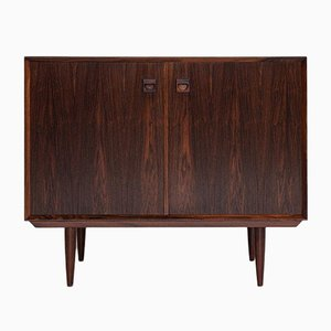 Mid-Century Danish Rosewood Cupboard with 2 Doors from Brouer, 1960s
