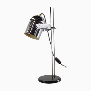 Mid-Century Chrome Combi Lux Table Lamp by Stanislav Indra, 1970s
