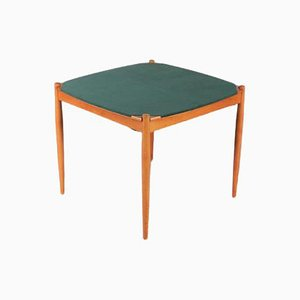 Italian Poker Table by Gio Ponti for Fratelli Reguitti, 1960s