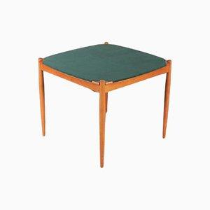 Table de Poker par Gio Ponti pour Fratelli Reguitti, Italie, 1960s