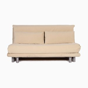 Beige Fabric Multy 2-Seat Sofa Bed from Ligne Roset