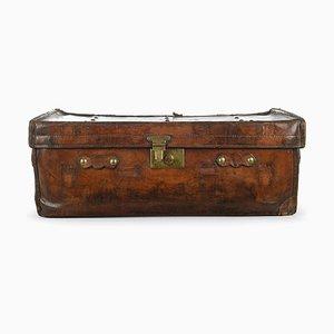 Englischer Koffer aus Leder