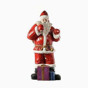 Babbo Natale in resina, anni '40
