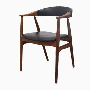 Danish Teak Desk Chair from Farstrup Møbler, 1960s
