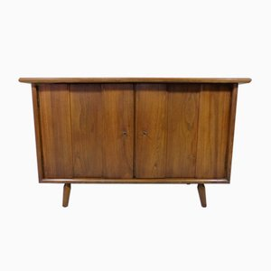Solid Wooden Sideboard, 1950s