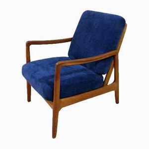 Model FD109 Easy Chair by Ole Wanscher for France & Søn / France & Daverkosen, 1960s