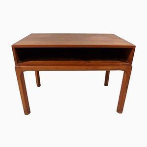 Danish Side Table by Kai Kristiansen for Aksel Kjersgaard, 1960s