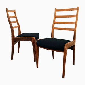 Vintage Fresco Dining Chairs by RA Bird for G Plan, 1970s, Set of 6