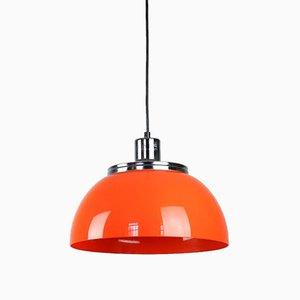 Lampe à Suspension 2240 Vintage par Luigi Massoni de Guzzini & Meblo, 1960s