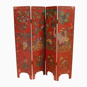 Paravento in stile cinese, Francia, anni '60